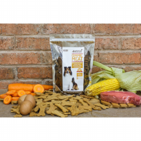 Woofer gimme meat / dog treat / snack anjing 250g