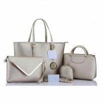 DJ Fashion The Elegant Woman Bag - One Set
