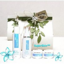 SuperSkin Paket Komplit Original ( Night + Day + Facial Wash + Toner )