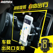 [esiafone best buy] REMAX 360 Degree Universal / Transformer Air Vent Smartphone Holder (Original)