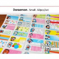 Doraemon Sticker. Name Label Small