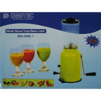 Destec Blender Manual (SKU:00141.00056)
