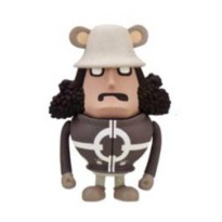 [macyskorea] Banpresto 2 bear Seven Warlords of the sea appeared hen Piece Soft Vinyl Figu/5501370