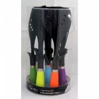 Oxone Rainbow 8pcs Kitchen Tools (OX-043)