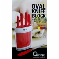 Oxone Pisau Set Oval OX-906 (SKU:00218.00013)