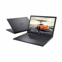 Dell Inspiron 3462 - Intel Celeron Dual Core N3350 - 2GB - 14' - Hitam