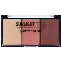 [macyskorea] City Color Cosmetics City Color Sunlight Trio (Collection 1)/15450118