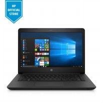 HP 14-bp010TX 14 - i5 7200 - 8gb - vga2gb - ssd256 - win10 - Black