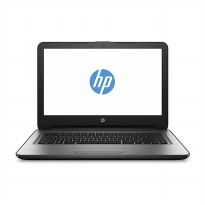 HP 14-BS005TU N3060 4GB DDR4 - 500GB - 14IN - WIN10 - SILVER
