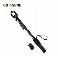 Yunteng YT-1288 Monopod / Selfie Stick / Tongsis Bluetooth with Shutter and U Holder YT1288