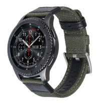 Samsung Gear S3 Classic - Frontier - Woven Nylon Watch Strap