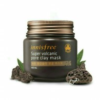 INNISFREE Super Volcanic Pore Clay Mask / Volcanic Pore Clay Mask 100ml