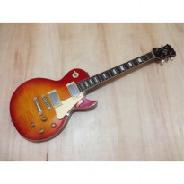 GITAR ELEKTRIK SPEAR RD-150 CHERRY ORIGINAL MODEL LES PAUL