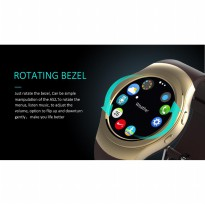 Bluetooth Smart Watch G3+ AS2 Smartwatch S3 ROTATING BEZEL clock TF card for apple iPhone samsung gear s3 Sports s2 G3 MOTO360