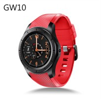 2017 New smart watch GW10 support Bluetooth WiFi 2G/3G Android 5.1 Fitness Tracker Heart Rate smartwatch PK Samsung Gear S3