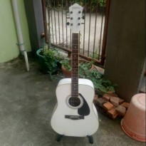 GITAR WASHBURN AKUSTIK ELEKTRIK CUSTOM PLUS SOFTCASE