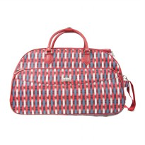 Polo Classic 2066-5 Travel Bag Trolley - Red