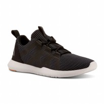 Sepatu Olahraga Lari Gym Fitness Reebok Reago Pulse Men's Training Shoes- Black CN5125