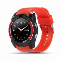 V8 Original Sport Watch Full Screen Smart Watch V8 For Android Match Smartphone Support TF SIM Card Bluetooth Smartwatch no box