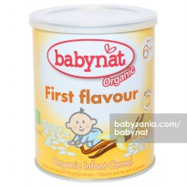 Babynat Organic Cereal First Flavour 220gr - 6m+