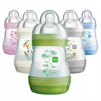 MAM BABY BOTTLE ANTI COLIC BOTOL SUSU BAYI 160ML