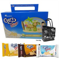 Promo Gery Saluut Malkist Special Packaging Isi 3 Pack + 1 Tote Bag