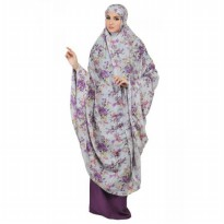 Big Mall Mukena Fashion Aqhila 185 - Purple
