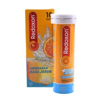 Redoxon Double Action Suplemen [10 Tablet]
