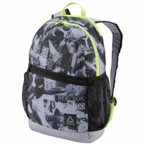 Tas Olahraga Ransel Daypack Reebok Style Found Active Unisex Backpack- Cool Shadow DU2713