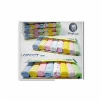 Washcloth Gerber