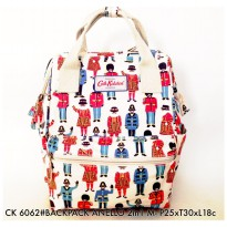 Tas Ransel Fashion Backpack Anello 2in 1 6062