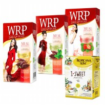 (1+1) WRP Meal Replacement (all Varian) + Tropicana slim I Sweet