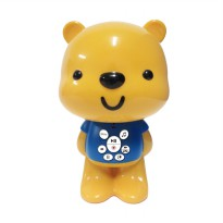 Kuma Talking Doll