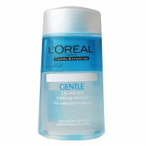 L'Oreal Paris Dermo Expertise Gentle Lip & Eye Make Up Remover - 125ml