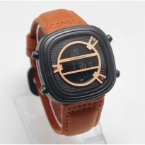 SEVENFRIDAY SF041 BROWN LIST ROSEGOLD