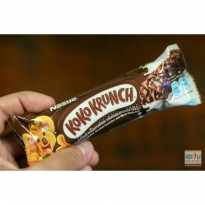 Nestle Koko Krunch Chocolate Cereal Bars with Wheat Whole Grain