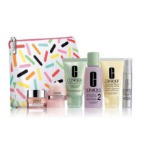 Clinique Limited Edition Gift Set (6Pcs) Free Cosmetics Bag