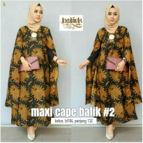 Batik pesta sogan cape