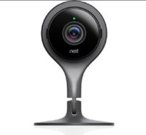 Nest Labs Nest Cam Wireless Video Camera - Black