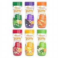 Happy Baby Organic Superfood Puffs - 60 Gr