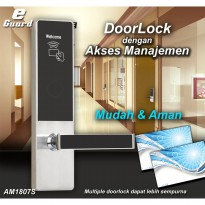 AM1807S E-Guard RFID Kunci Pintu Digital Upgrade Masuk Door Lock anda