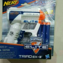 NERF N-STRIKE ELITE TRIAD EX3 hasbro