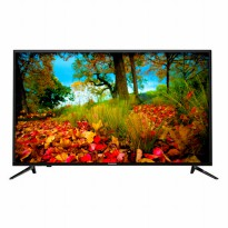 Changhong 32E6000A LED TV 32 Inch [HD Ready/USB Movie/Black] + Free Delivery JABODETABEK