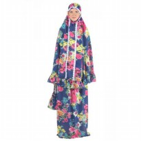 Big Mall Mukena Fashion Chantal 049 - Navy