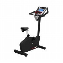 Sole  B74 Upright Bike - Hitam