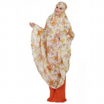 Big Mall Mukena Fashion Aqhila 185 - Orange