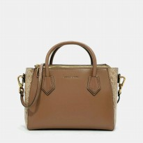 2268 Charles & Keith mid-sized structured bag