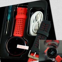 SMART WATCH SW07 RED ORIGINAL