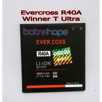 Baterai Battery Cross R40A Evercross Winner T Ultra R-40A R 40A