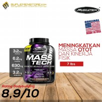 Muscletech Mass Tech 7 Lbs BPOM